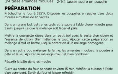 Recettes savoureuses du Magasin-Partage de Noël Rosemont 2019